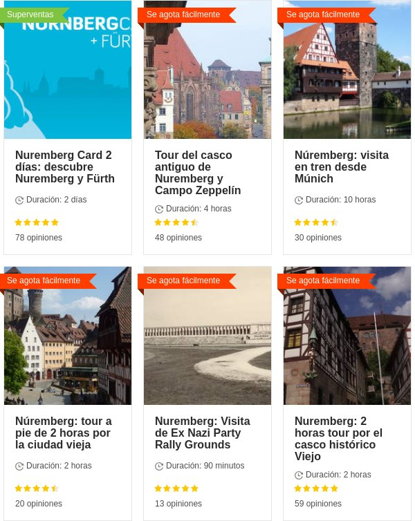 Nuremberg: Get Your Guide