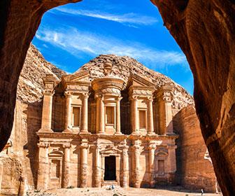 que ver en Petra en 3 días