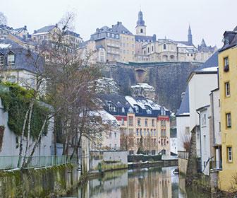 escapada a luxemburgo