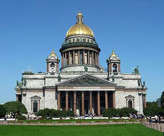 Monumentos de San Petersburgo