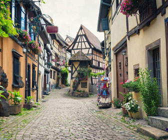 Fin de semana en Alsacia
