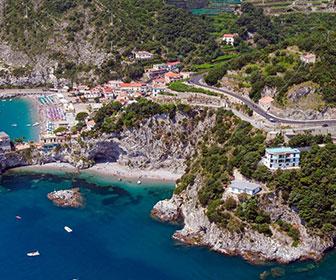 Ruta por los pueblos de la costa amalfitana