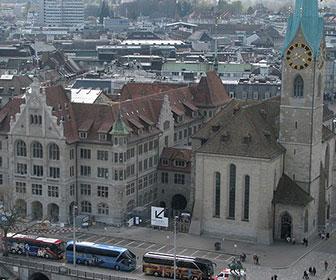 Ruta por Zurich