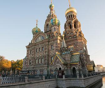San Petersburgo en tres dias