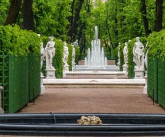 Interes turistico en San Petersburgo