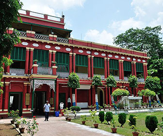 Casa Tagore en Calcuta