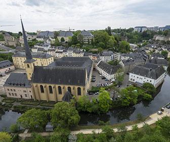 que ver en luxemburgo en 3 dias