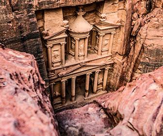 Que ver en Jordania - Petra
