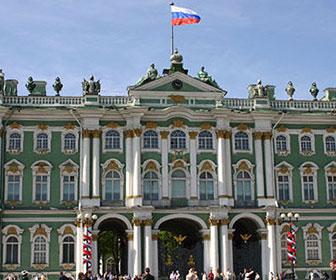Ver san Petersburgo en un fin de semana