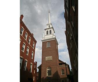 Iglesias en boston