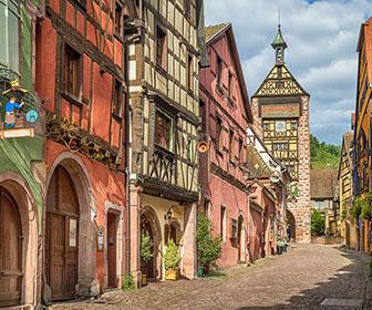 3 dias en Alsacia