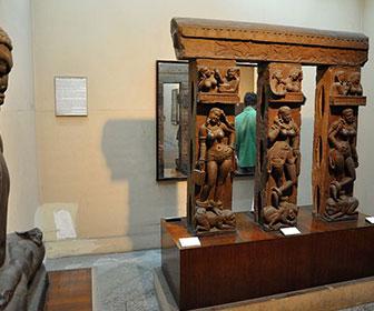 Museo Arqueologico de Calcuta