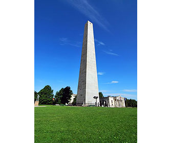 Principales monumentos de boston