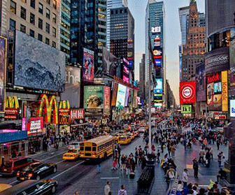 Time Square Guia Nueva York en 3 dias