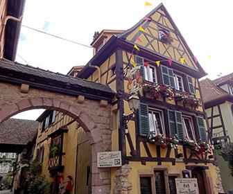 Que ver en Alsacia