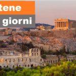 Cosa vedere ad Atene in 3 giorni?