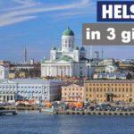 Helsinki in 3 giorni