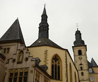 guia de viaje de luxemburgo