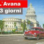 Guida turistica L'Avana in 3 giorni