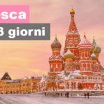 Guida di Mosca in 3 giorni
