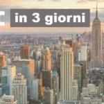 Guida di New York 3 giorni