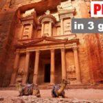 Petra in 3 giorni