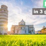 Pisa in 3 giorni