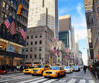 Guia Nueva York en 3 dias Quinta Avenida