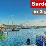 Cosa vedere in Sardegna in 3 giorni